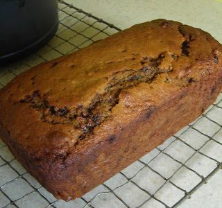 Banana and Raisin Loaf for Tea Time Treats