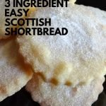 3 Ingredient Scottish Shorbread