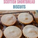 How to make Scottish Shortbread Biscuits (Cookies)