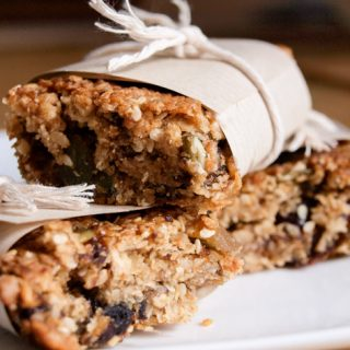 Pile up these California Prune Energy Bars for a real energy boo9se