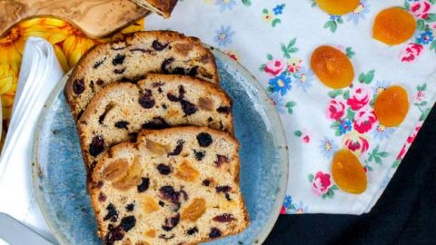 Apricot Tea Bread Recipe