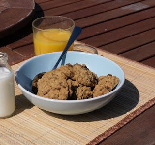Cookies for Breakfast - Oatmeal Raisin Cookie Recipe