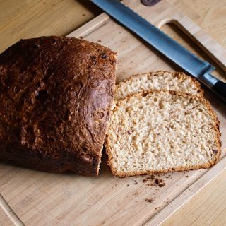 Delicious semi-sweet homemade Date and Coconut Loaf is so delicious.