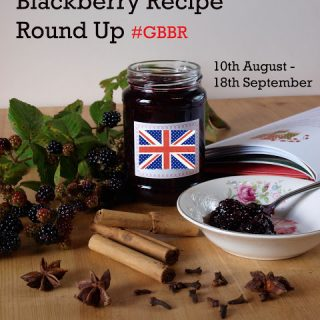 The Great British Blackberry Recipe Round Up
