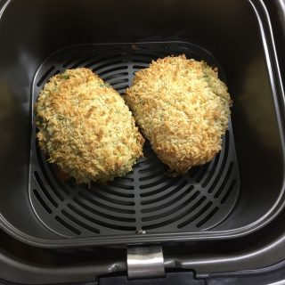 Fava Bean Kiev and Optimum HealthyFry Giveaway
