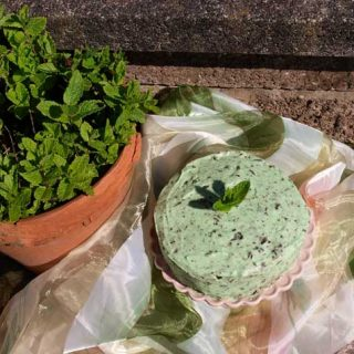 How to make Fresh Mint Chocolate Cake