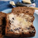 Brilliant Banana Bread made in the blender, it's so easy