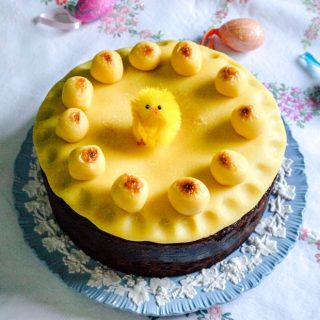 Easter Simnel Cake Recipe