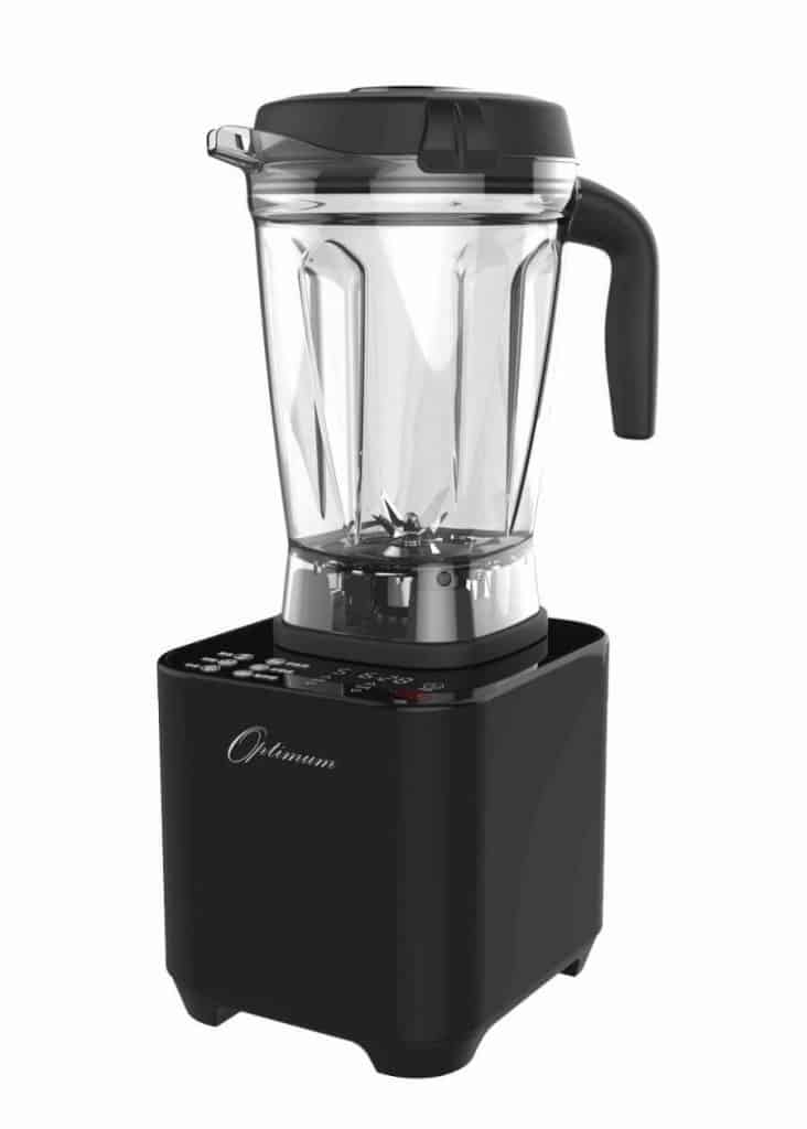 Optimum G2.3 Power Blender is also great for blending Spicy Pumpkin and Coconut Soup