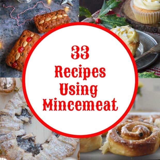 Mincemeat recipes