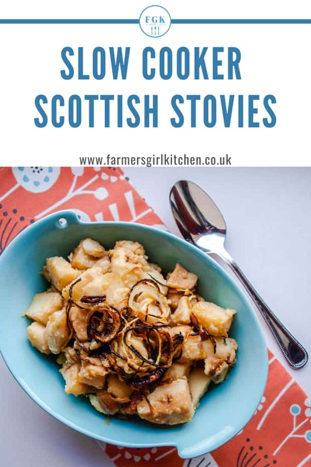 Scottish Stovies