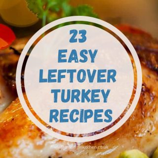 23 Easy Turkey Leftovers Recipes